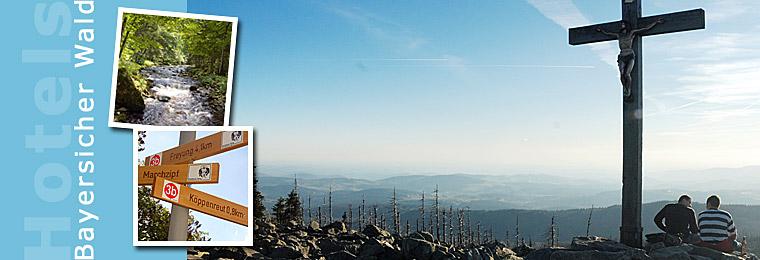 Urlaub in der Region Bayerischer Wald