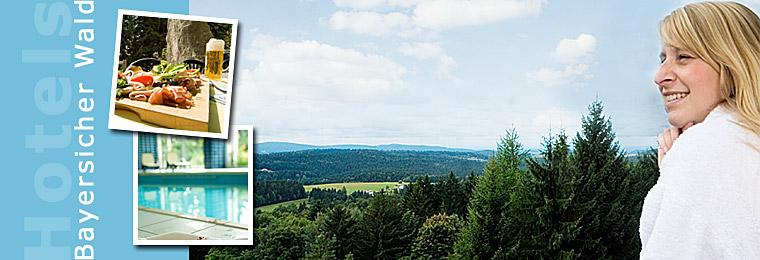 Bayerischer Wald Hotels in Bayern, Deutschland