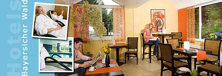3-Sterne Hotel Bayerischer Wald Bayern